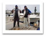 August 12, 2018 : 16, 15, 12, 9 lbs. Chinook Salmon - Sooke BC - Jason & Dad from Victoria BC