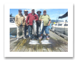 July 3, 2016 : 14 lbs. Chinook Salmon - Otter Point - John from Seattle Washington