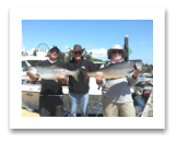 July 31, 2016 : 16 & 16 lbs. Chinook Salmon - Otter Point - Sooke Derby Day 2 of 2 - 14th & 15th place for The Morin Group and Charlie from Alberta & Victoria BC