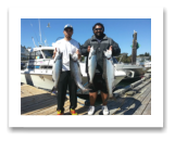 August 20, 2016 : 17, 15, 12, 10 lbs. Chinook Salmon - Otter Point - Jason & Jessie from Victoria BC