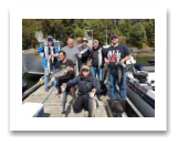 August 12, 2017 : Up to 19 lbs. Chinook Salmon & Pink Salmon - Muir Creek - Day 2 - Singer Valve Group